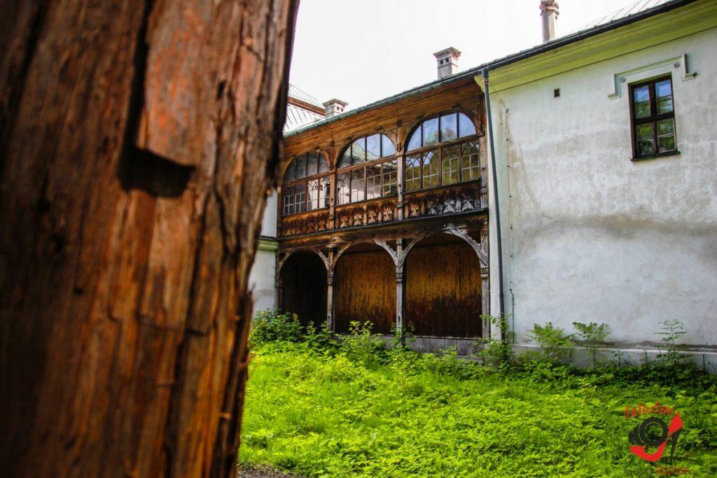 Pałac w Polance Wielkiej - FotoAno