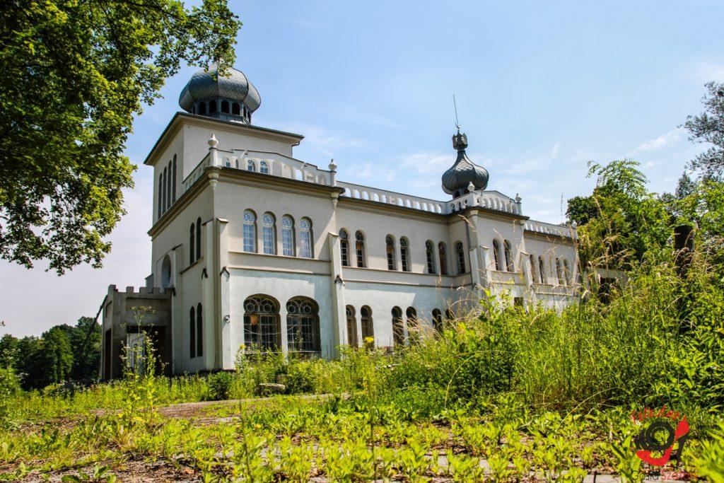 Pałac w Osieku - FotoAno