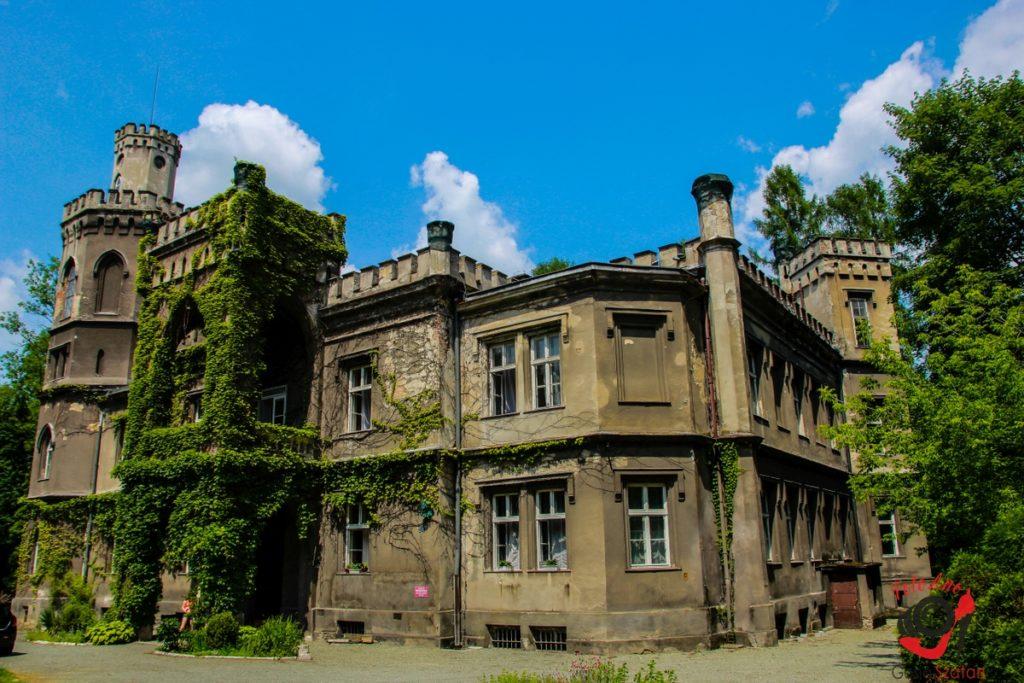 Pałac w Bulowicach - FotoAno