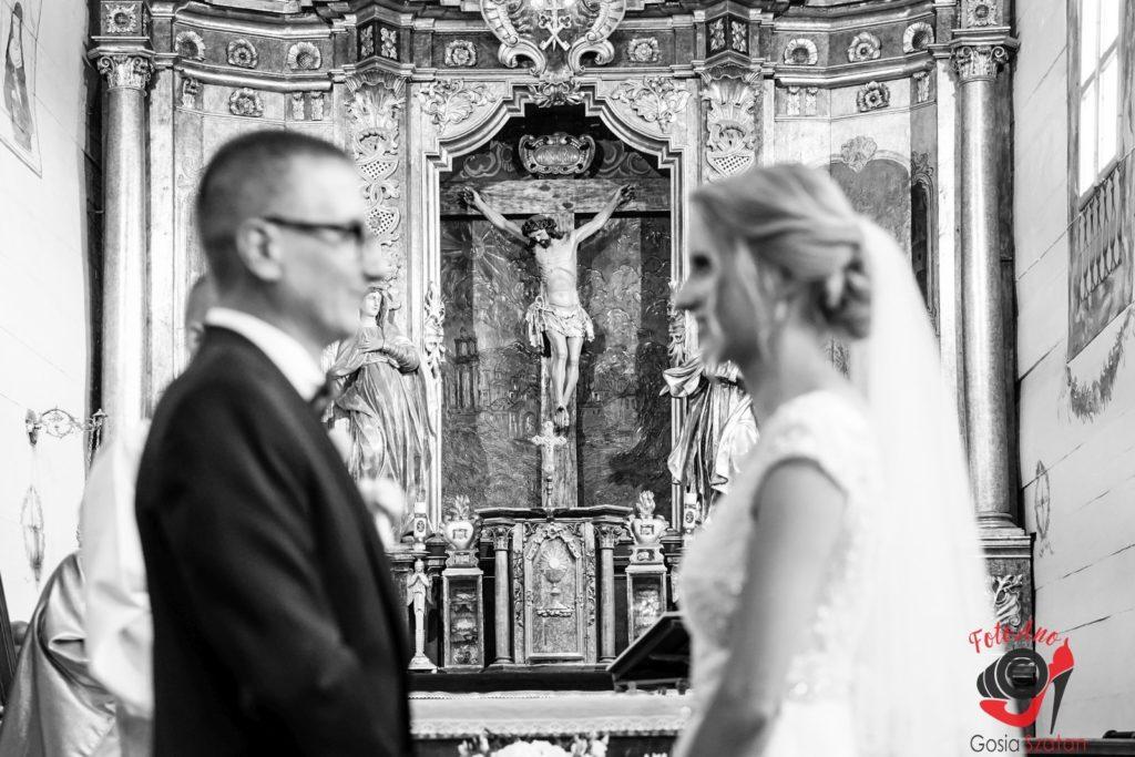 Ceremonia ślubu w skansenie - FotoAno