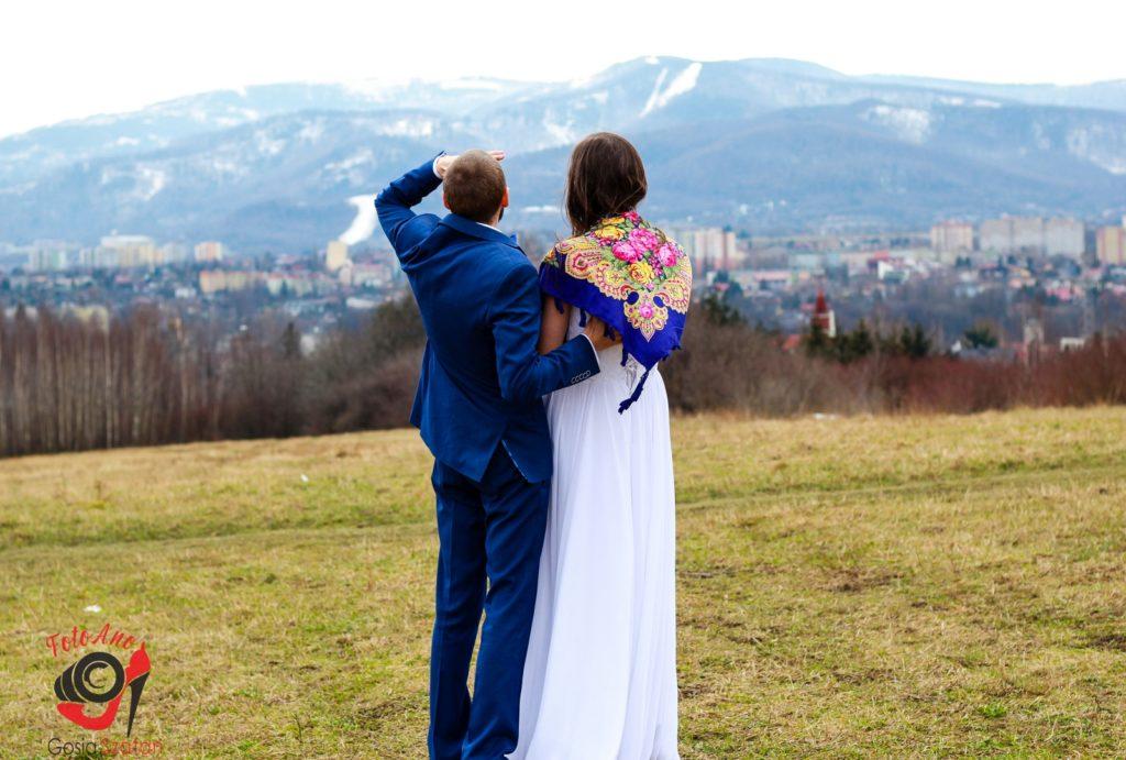 Plener ślubny - FotoAno