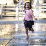 Biegnące dziecko FotoAno