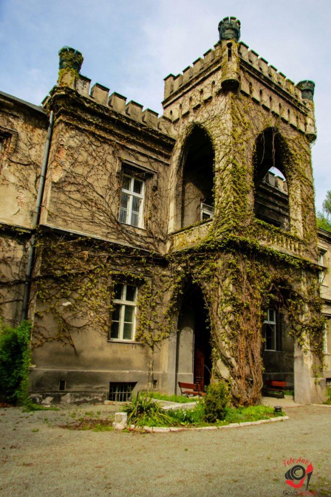 Zamek w Bulowicach - FotoAno