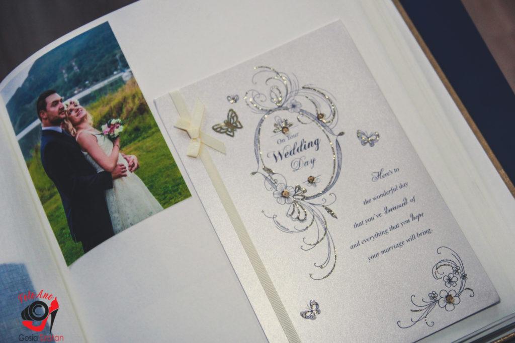 Album ślubny - FotoAno