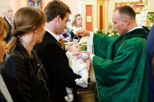 Chrzest Święty zdjecia