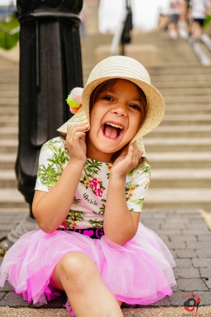 Sesja dziecięca plenerowa - FotoAno