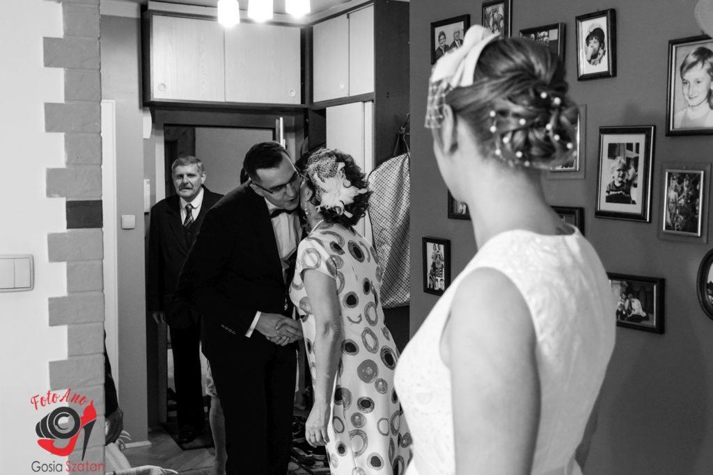 Przygotowania do ślubu foto