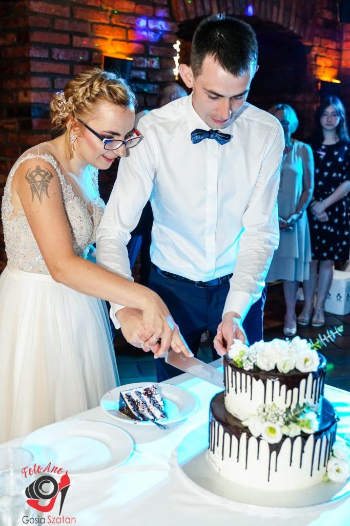 Tort weselny - FotoAno