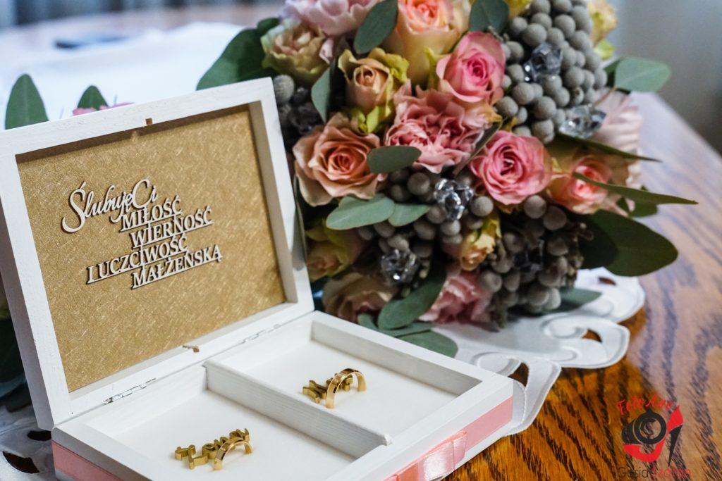 Fotografia ślubna przygotowania - FotoAno
