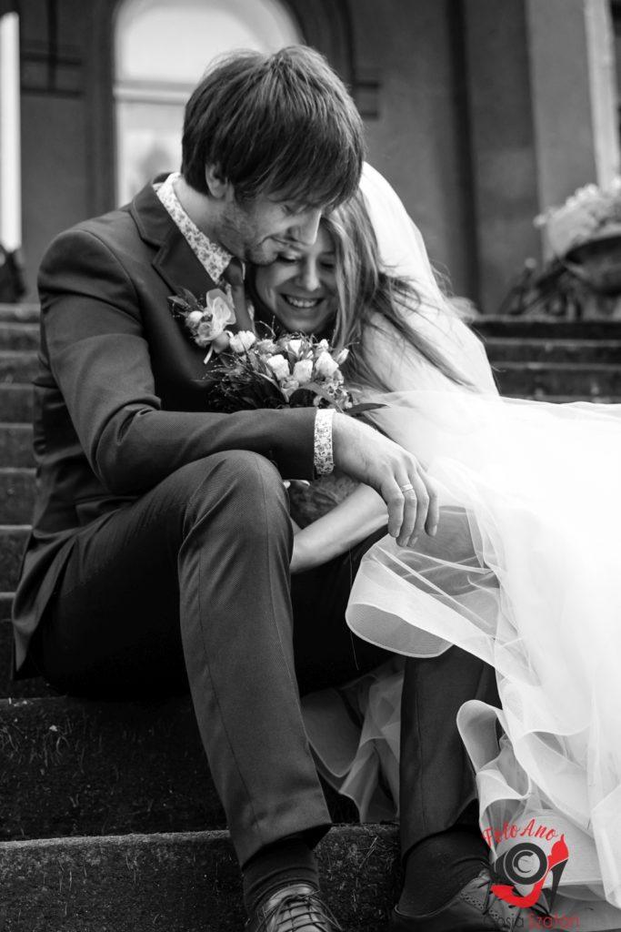 Sesja ślubna w pałacu - FotoAno