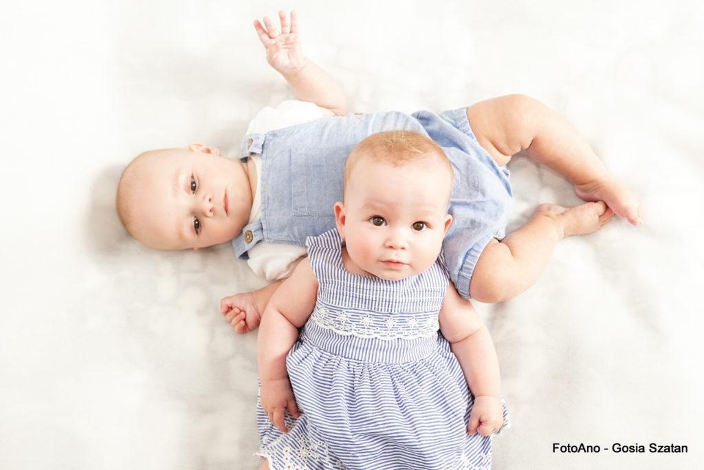 Sesja dziecięca domowa - FotoAno